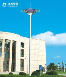 低价 定制 销售广场升降式和固定高杆灯