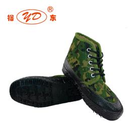 3566厂家生产解放鞋棉冬季劳保鞋军训鞋直销量大从优