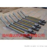 龙门铣床专用螺旋式排屑机生产商