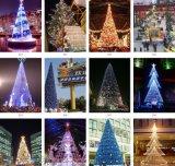 有定制安装10米大型圣诞树厂家吗 商场圣诞树装饰