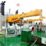 八骏6吨船吊 船用起吊机 码头港口起重设备