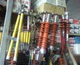 唐山平口螺旋式接地棒 携带型短路接地线 优质优价 冀航电力 厂家直销