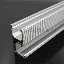 分布式光伏屋顶专用铝合金导轨光伏支架
