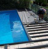 木塑庭院阳台空心实心户外地板150*25mm