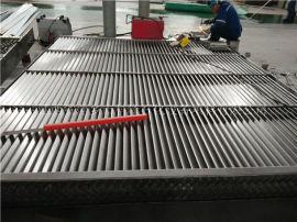 焦化厂煤气净化系统  迷宫式捕雾器除去煤气中的液滴