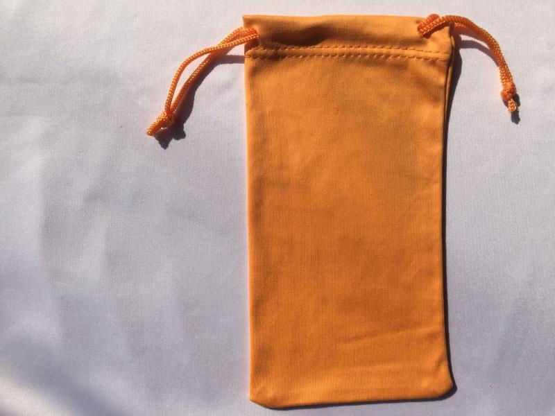 厂家批发针一配套眼镜布袋 手机饰品太阳眼镜袋 批发定做LOGO
