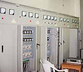 工厂成套低压电气自动控制柜