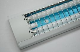 T5双管飞碟LED灯