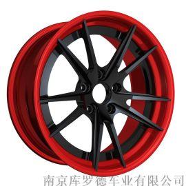 南京霸气侧漏锻造个性化定制铝合金轮毂