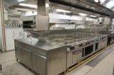 西餐厨房设备万能蒸烤箱