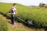 熱銷背負式割草機山區開荒便攜式割草機農用收割機