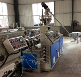青岛中瑞PVC落水管生产线