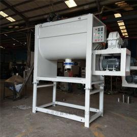 佛山一吨卧式搅拌机 干粉拌料机 混合均匀快速