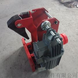 专业生产起重机防风装置  电力液压防风铁楔制动器