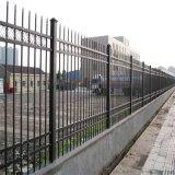 锌钢防护栏杆@院墙锌钢护栏颜色@现货院墙防护栅栏