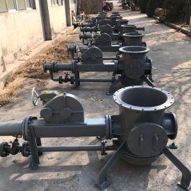 万坤W环保气力输送料封泵让水泥厂再不见粉尘乱飞