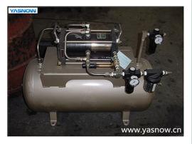 空气增压器 自动增压器 气体增压泵 压缩空气增压泵