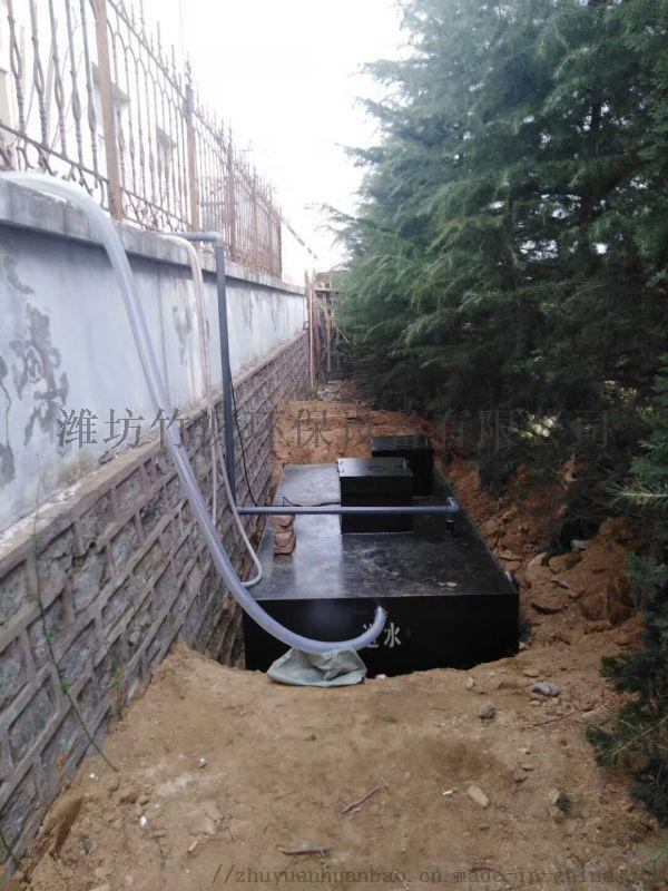 東安縣殺豬場一體化污水處理設備