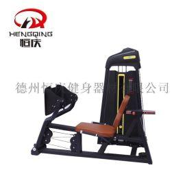 坐式蹬腿训练器 健身房运动健身器械 器材 商用力量