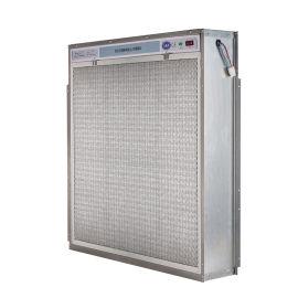 利安达风柜静电除尘装置中央空调箱组合净化模块
