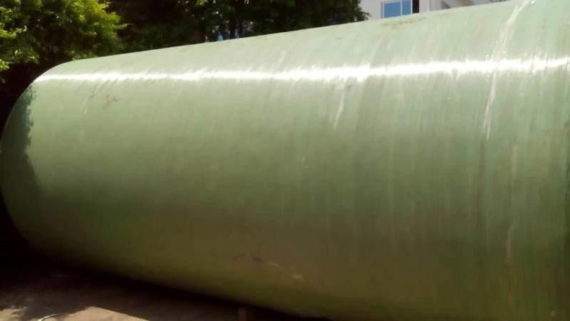 7號化糞池規格 玻璃鋼污水井化糞池 100方儲水罐