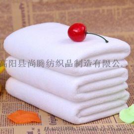 廠家直銷 進口棉酒店賓館浴巾 加厚吸水面巾可繡字