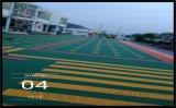 廣東江門市防滑懸浮地板籃球場