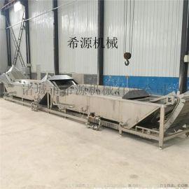 热销东北玉米蒸煮机  内蒙玉米称重挑选包装生产线