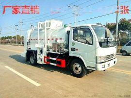 泔水车 东风餐厨垃圾车