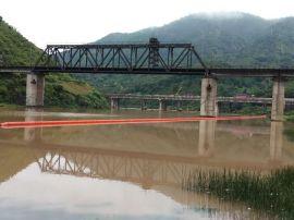 河面拦污排拦截浮体垃圾隔离浮筒