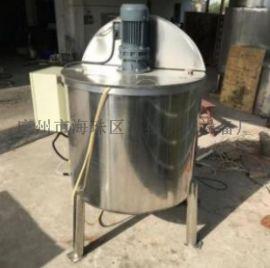 304电加热500L搅拌罐