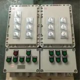 隆业供应--防爆操作柜-工业防爆照明控制箱
