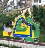 幼兒園操場塑膠場地 學校跑道場地戶外地墊EPDM現場澆注橡膠地墊