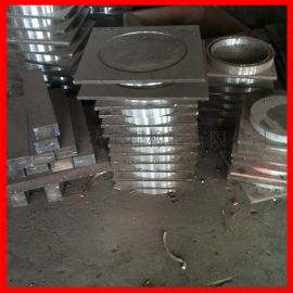 高阻尼隔震橡胶支座 桥梁橡胶支座 衡水荣达生产