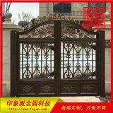 专业生产庭院装饰不锈钢铜门厂家
