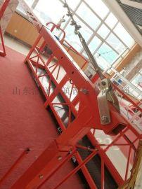 高空作业吊篮施工吊篮安装和清洁时的注意点介绍