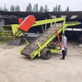 秸秆饲料取料机 窖储取料机 电动青贮取料机视频