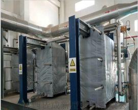 可拆卸式异型保温套 加工定制保温套 工业用防火隔热