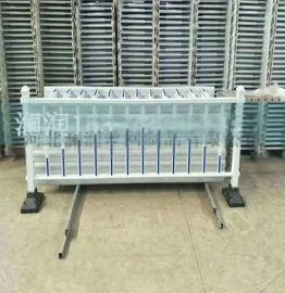 厂家现货锌钢护栏小区庭院别墅铁艺围栏锌钢喷塑安全防护隔离栏杆