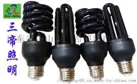 螺旋3u黑光灯紫光灯三帝种植养殖灯