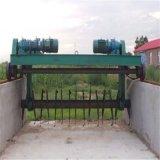 發酵牀翻耙機有機肥設備 行走液壓履帶式翻堆機 功率高清圖片