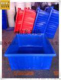 推布车厂家印染推布车1500L工业塑胶桶塑料方形桶大型塑料方桶