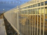 厂区围栏 安防护栏 锌钢护栏 隔离栏 护栏网 院墙围栏