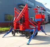 厂家直销 曲臂式升降平台 折臂式升降机 高空作业平台