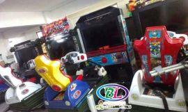 二手大型42寸全动感赛车机 电玩城大型动感赛车游戏机 二手大型模拟机