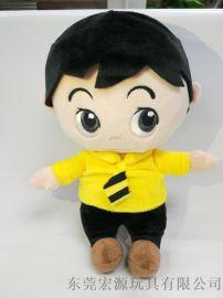 厂家定制 质量非常好的布偶 卡通 娃娃