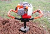 厂家直销优质高效农用挖坑机 牧场埋柱挖坑机械