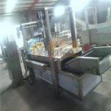 圈饼油炸机 不锈钢小面饼油炸生产线 自动糕点油炸机