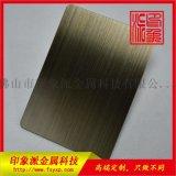 201青古铜不锈钢板图片 镀黑青古铜不锈钢厂家