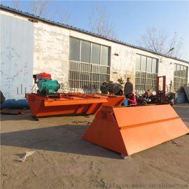 渠道成型机 混凝土滑模浇筑机 液压渠道成型机